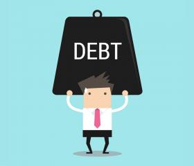 Federal Deficit to Hit $343 Billion