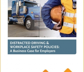 Distracted driving business case is a call-to-action for Canada's employers