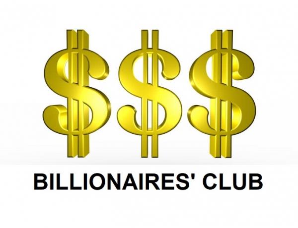 45 Canadians Are Billionaires