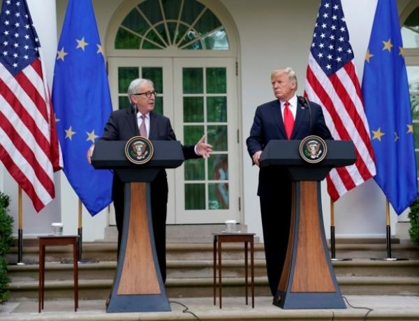 U.S. and EU Look to Avoid Auto Tariffs