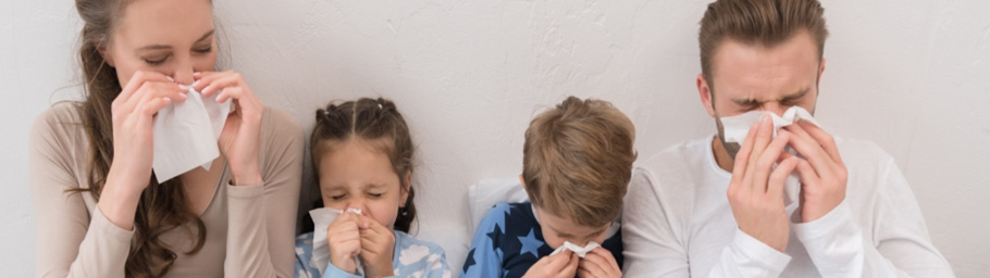 Advice for Cold & Flu Season