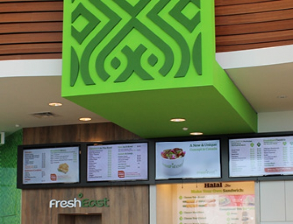 Fresh East by Paramount Fine Foods