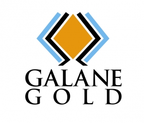 Galane Gold Ltd. Is Pleased to Announce That It Has Reached the Galaxy Ore Body