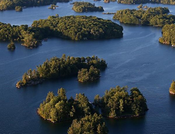 Gananoque and the Thousand Islands