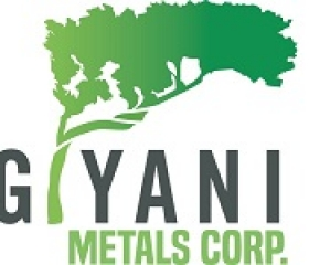 Giyani Metals Corp. – Completion of Solar Plant Study for the K.Hill Manganese Project & Grant of Options