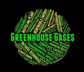 Greenhouse Gases Still Rising