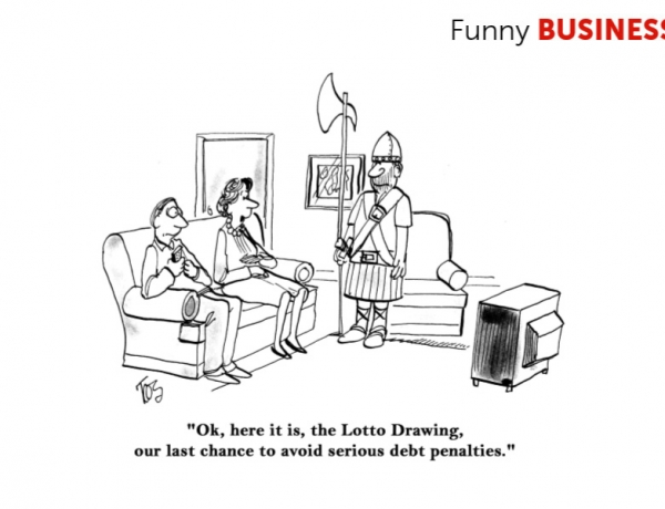 June 16 Funny Business