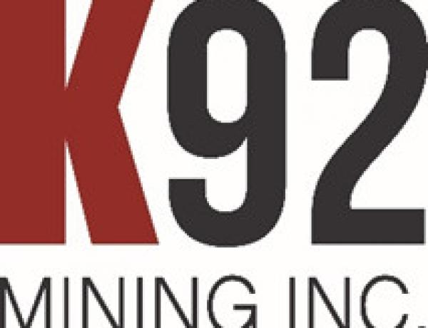 K92 Mining Inc. Named to 2020 OTCQX Best 50