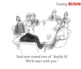 May 16 Funny Business