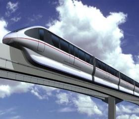 Bombardier Building Cairo Monorail
