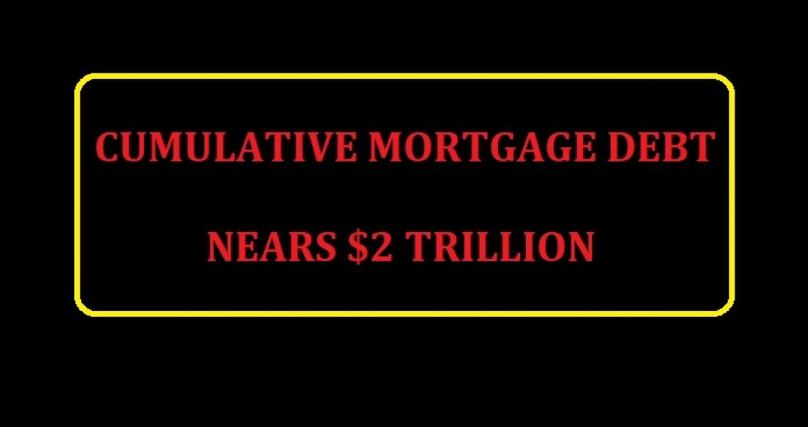 CDN Mortgage Debt Nears $2 Trillion