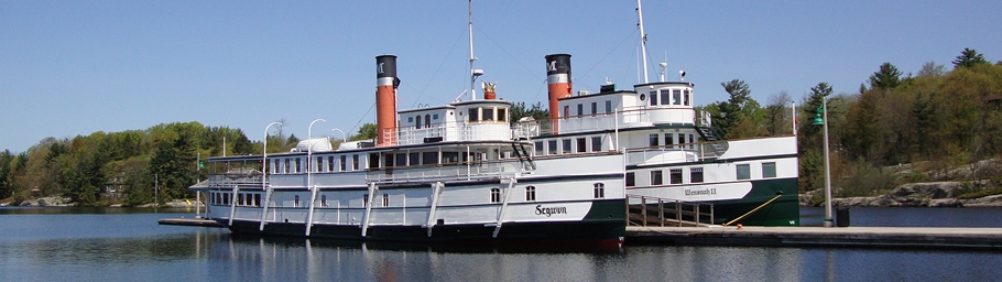 Muskoka Steamships & Discovery Centre