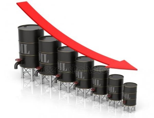 Oil Down Again