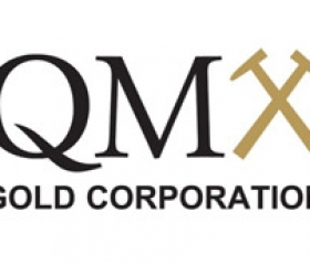 QMX Gold Reports 44.4 g/t Over 1.5 Metres and 15.6 g/t Au Over 3.8 Metres on the River Target in Val d'Or, Quebec
