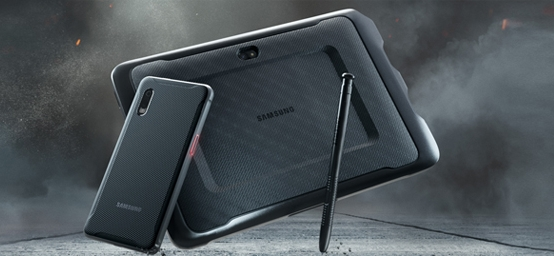 Samsung Built to Last in Tough Environments