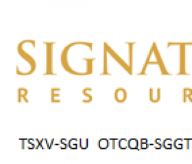 Signature Announces Significant Update to Its Gold Assay Results From Its Successful Lingman Lake Exploration Program