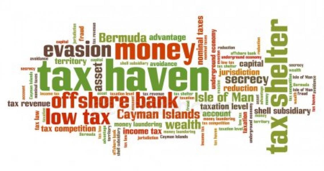 Google's $23 Billion Tax Haven