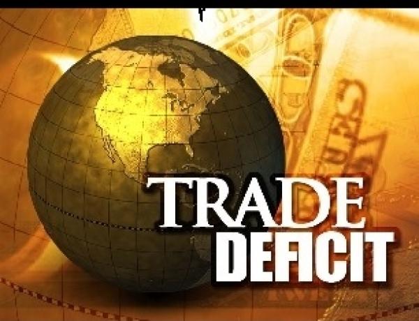 $1.1 Billion Trade Deficit