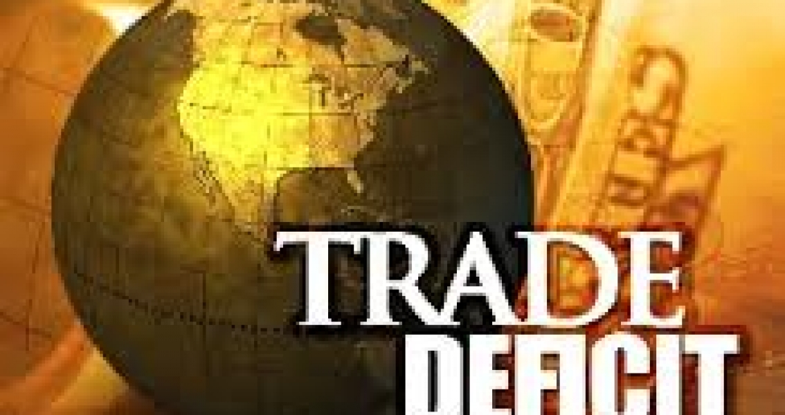Trade Deficit Hits a Record High