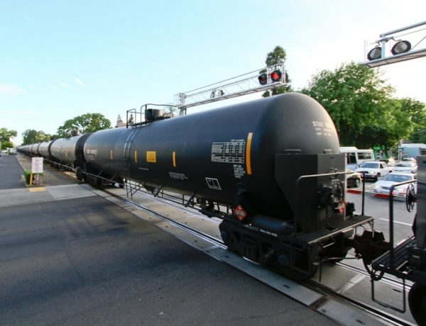Crude By Rail Hits New Record