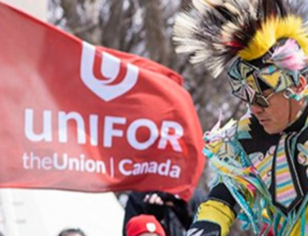 UNIFOR: Supporting workers and communities across Canada